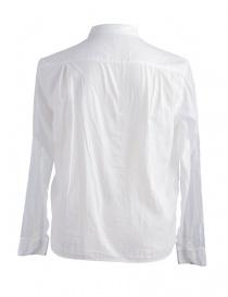 Camicia Bianca Kapital Maniche Lunghe K1509LS8