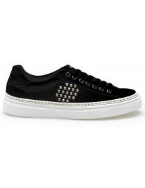 Calzature donna online: Sneakers BePositive Track_02 nere (donna)