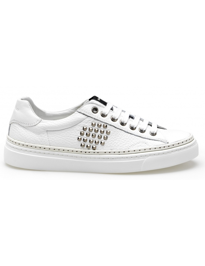 BePositive Full White Sneakers Track_02 (woman) 8SWOARIA11-TUM-WHI womens shoes online shopping