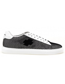 BePositive Sneakers white Oxigen model with black net online