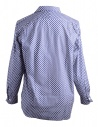 Blue Dotted Haversack Shirt shop online mens shirts