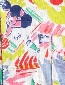 Camicia Haversack a fantasia colorata da spiaggia prezzo