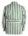 White and green striped Haversack jacket shop online mens suit jackets