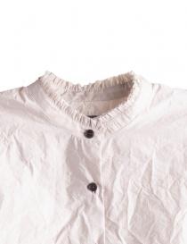 Camicia Beige Kolor con banda arancione prezzo
