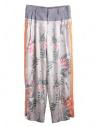 Pantaloni Floreali Kolor acquista online 18SCL-P01130 A-LIGHT TONE