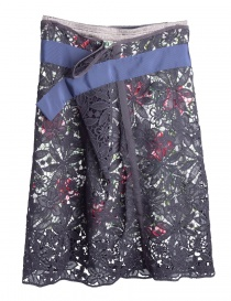 Kolor skirt with white shorts buy online