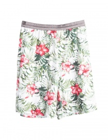 Kolor skirt with white shorts womens skirts buy online