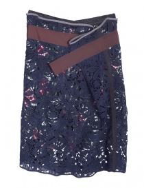 Kolor skirt with black shorts buy online