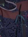 Gonna Kolor con pantaloncini neri 18SCL-S06140 prezzo