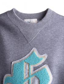 Kolor fleece gray dress with embroidered K price