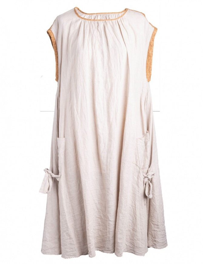 Beige Kapital Dress K14050P141 womens dresses online shopping