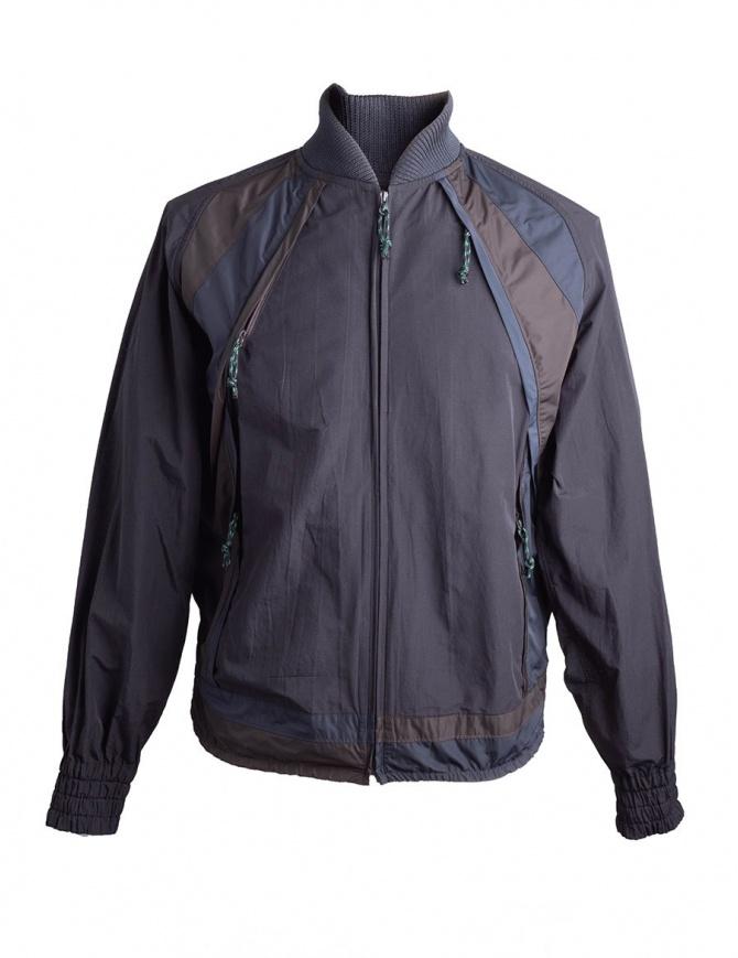 Giubbino nero Kolor 18SCM-G0112 giubbini uomo online shopping