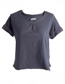 T-shirt nera Kapital online