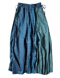 Womens skirts online: Kapital light blue skirt