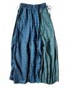 Gonna Kapital colore azzurro acquista online K1705LP218 PANT IDG