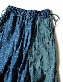 Gonna Kapital colore azzurro gonne donna acquista online