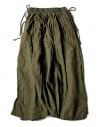 Kapital linen green skirt buy online K1705LP217-PANT-KHAKI
