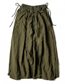 Kapital linen green skirt buy online