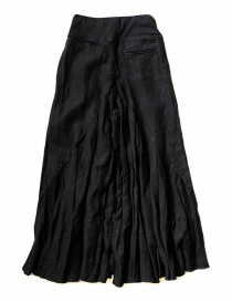 Kapital black divided skirt buy online