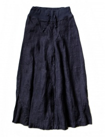 Kapital navy divided skirt online