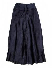 Kapital navy skirt online