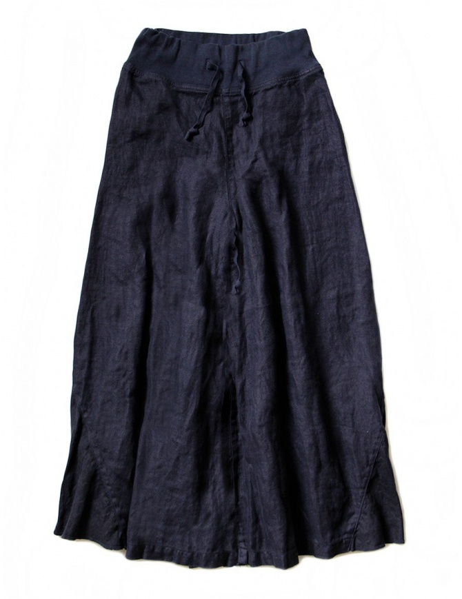 Kapital navy skirt K1606LP294-N womens skirts online shopping