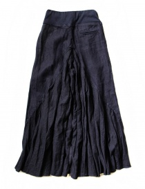 Kapital navy divided skirt