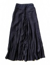 Kapital navy skirt shop online womens skirts