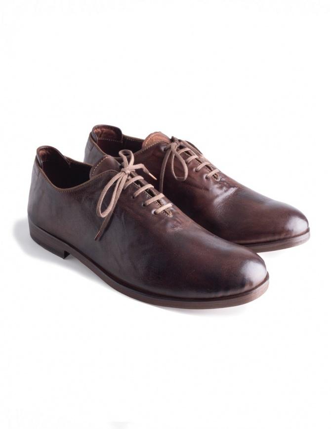 Scarpa Shoto Volo Stringata 6362-VOLO-NAB.DIVE calzature uomo online shopping