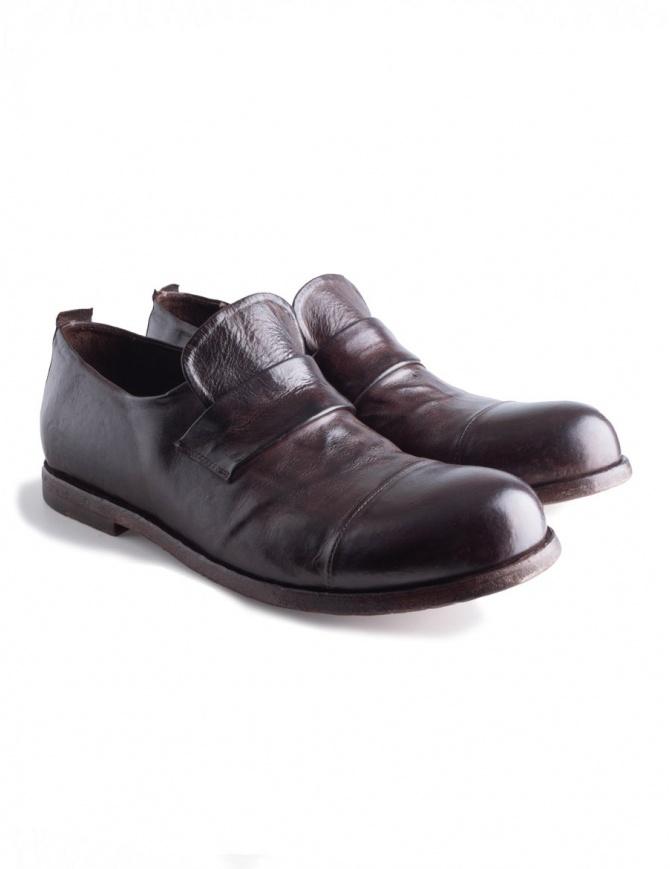 Scarpa Volo Shoto Testa di Moro 9718-VOLO-NAB.DIVE calzature uomo online shopping