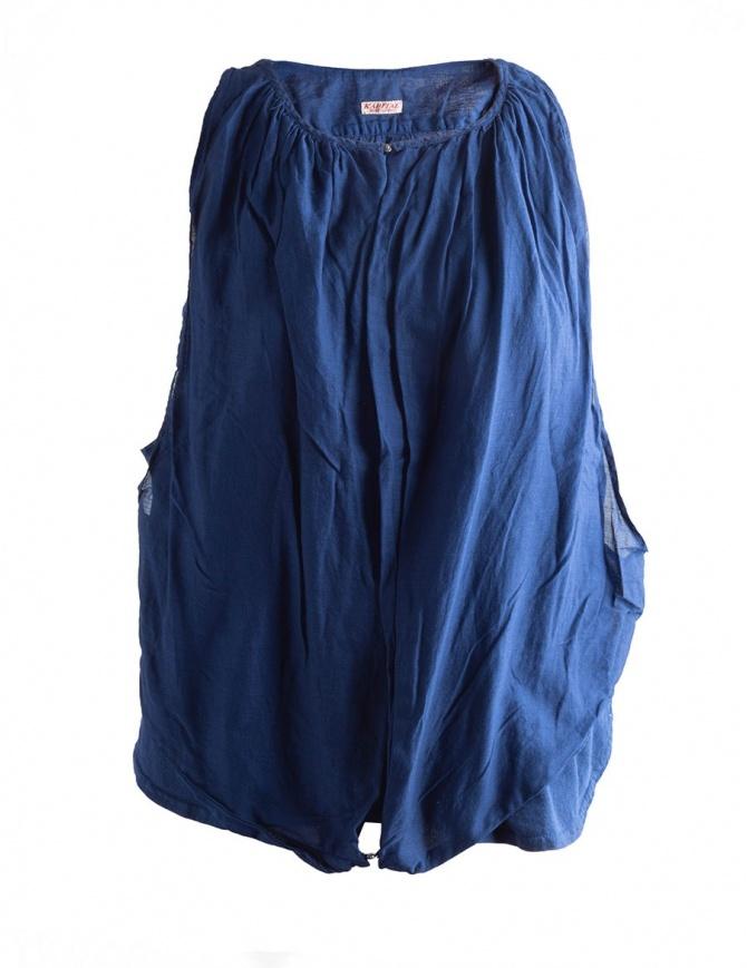 Kapital navy blue top EK-438 women s tops online shopping