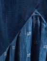 Top blu Kapital maniche corte EK-440 acquista online