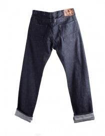 Jeans Kapital Regular Blu Neri