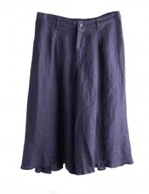 Pantaloni blu navy Kapital online