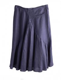 Pantaloni blu navy Kapital