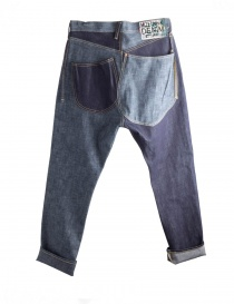 Jeans indigo denim Kapital acquista online