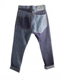 Kapital indigo denim jeans