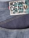 Jeans indigo denim Kapital K1710LP194 IDG prezzo