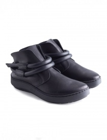 Trippen Dew Black Shoes DEW BLK BLK