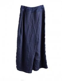 Pantalone lungo navy Kapital acquista online