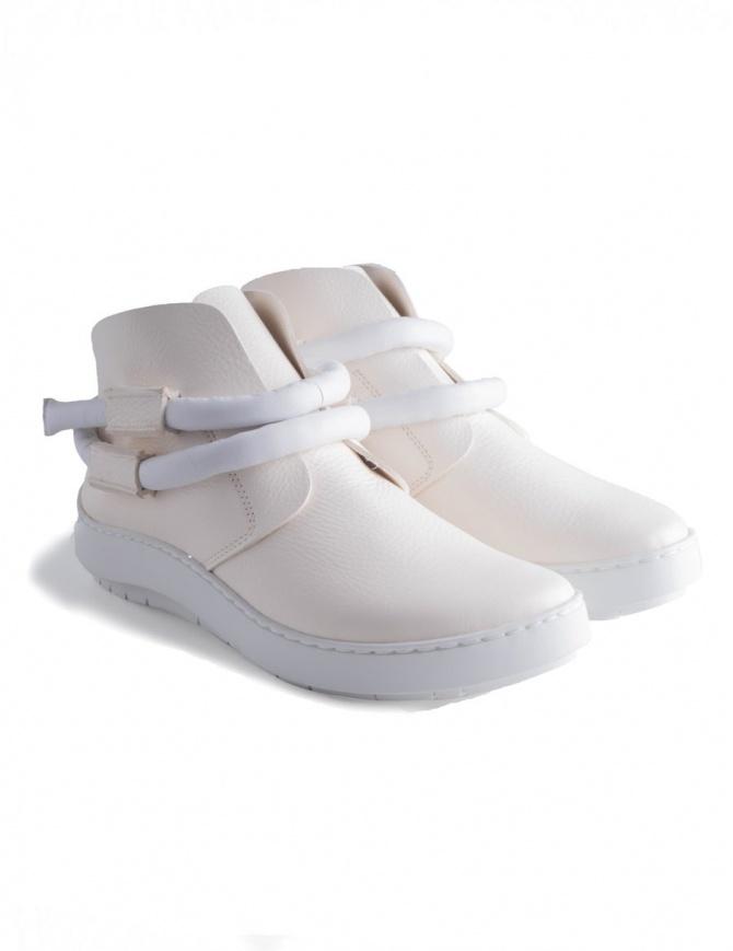 Trippen Dew White Shoes DEW WHT WHT womens shoes online shopping