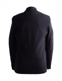 Label Under Construction men's black suit jacket