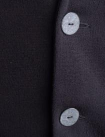 Giacca nera da uomo Label Under Construction giacche uomo acquista online