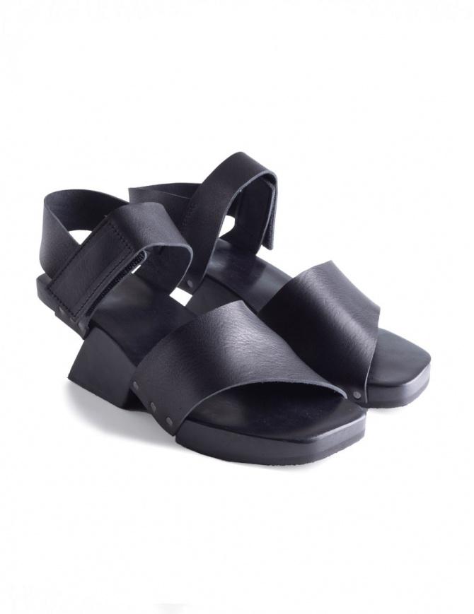 Sandalo Trippen Torrent Black TORRENT BLK BLK WAX calzature donna online shopping