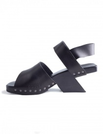 Trippen Torrent Black Sandals buy online
