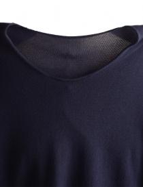 Maglia nera Label Under Construction maniche lunghe prezzo