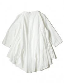 Camicia bianca Kapital svasata manica 3/4 prezzo