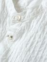 Camicia bianca Kapital con increspature K1704LS133 prezzo