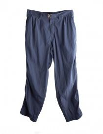 Pantaloni blu Kolor 18SCM-P11106 NAVY