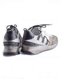 Sneakers Maero Velour Cervo Suede Leather Crown prezzo